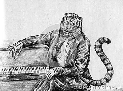 Tiger musician