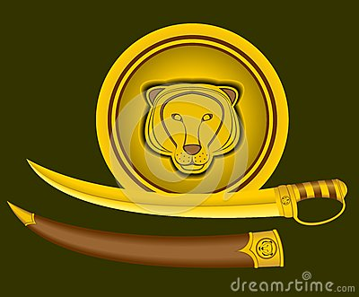 Tiger Shield and Sword.