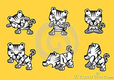 Tigers set