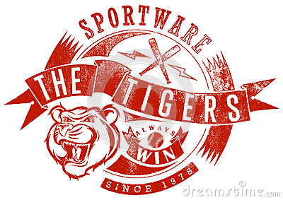 The Tigers sportswear
