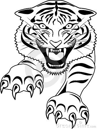 Tigert tattoo