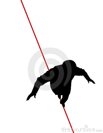 Free Tight Rope Stock Images - 1064614