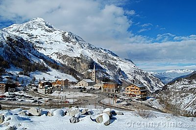 Tignes Ski Center