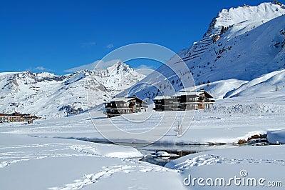 Tignes Ski Center, Le Lac