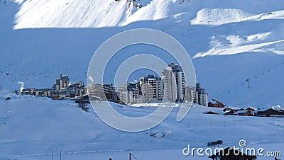 Tignes / Val Claret Ski-Resort