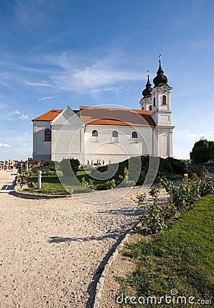 Free Tihany Abbey Stock Image - 20771711