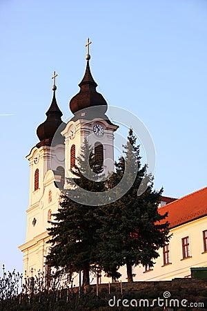 Free Tihany Abbey Stock Photography - 21244112