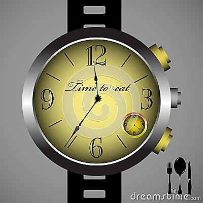 Tijd te eten
