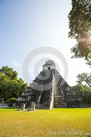 Free Tikal Royalty Free Stock Images - 135985359