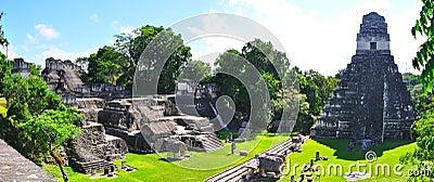 Tikal Ancient Maya Temples, Guatemala