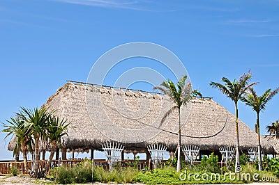 Tiki Hütte