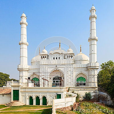 Free Tila Wali Masjid Stock Image - 99252271