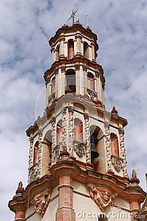 Tilaco belfry