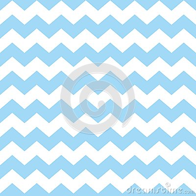 Free Tile Chevron Vector Pattern With Pastel Blue And White Zig Zag Background Stock Images - 60674384