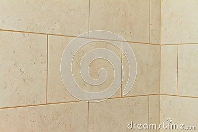 Tile corner