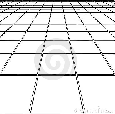 Free Tile Floor Vector 05 Royalty Free Stock Photography - 16772097