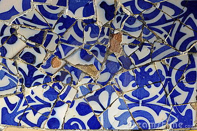 Tile Series 11, Guell Parc
