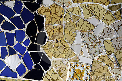 Tile Series 2, Guell Parc