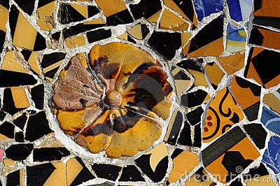 Tile Series 4, Guell Parc