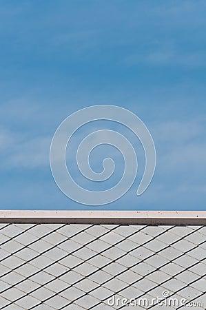Tile and sky