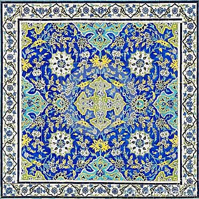 Free Tiled Background Royalty Free Stock Image - 2507276