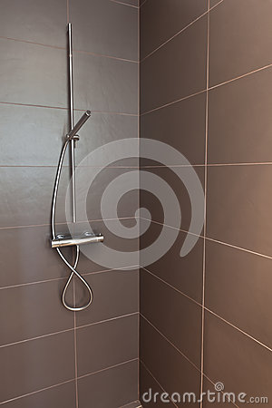 Tiled Bathroom Shower