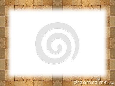 Tiled frame