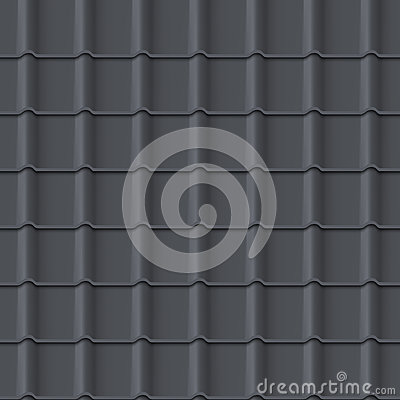 Free Tiled Roof Seamless Pattern Stock Photos - 80130453