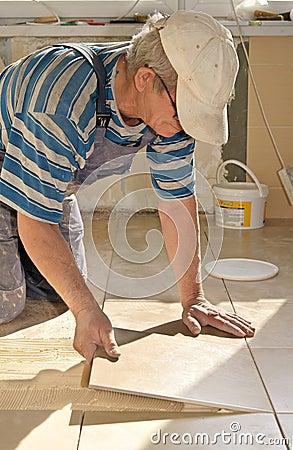 Tiler - Tile Floor