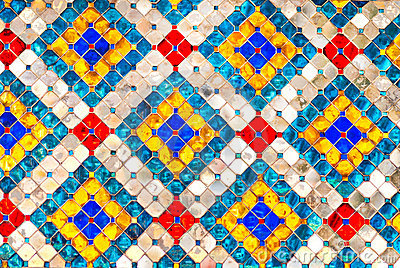 Tiles background.