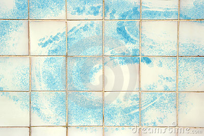 Tiles hand painted