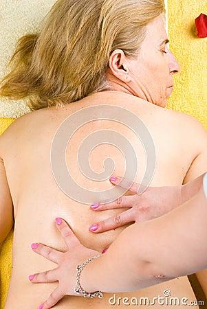 mogen kvinna massage mjölby