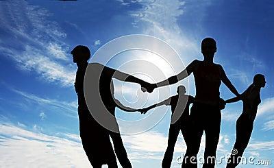Tillsammans