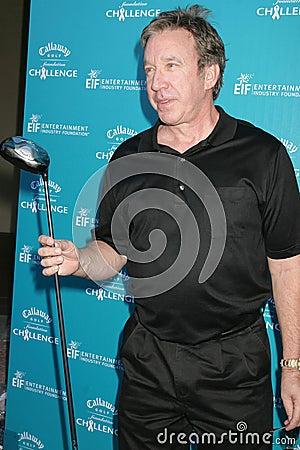 Tim Allen Editorial Stock Image