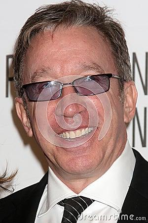 Tim Allen Editorial Stock Photo