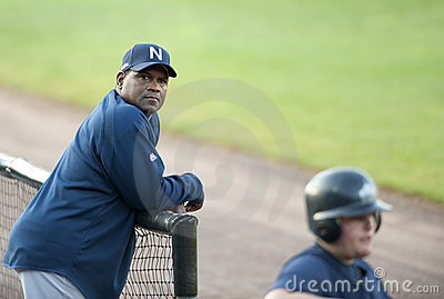 Tim Raines Editorial Photo