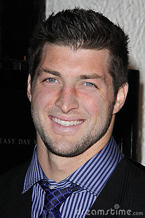 Tim Tebow Editorial Image