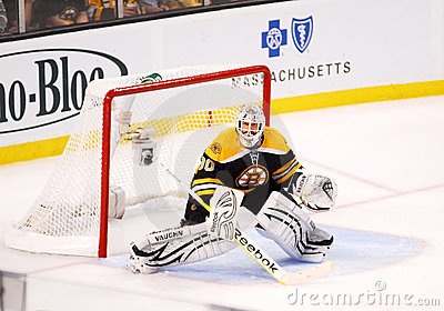 Tim Thomas Boston Bruins Editorial Stock Image