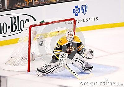 Tim Thomas Boston Bruins Editorial Stock Image