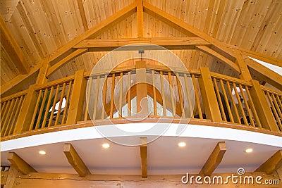 Timber frame detailing