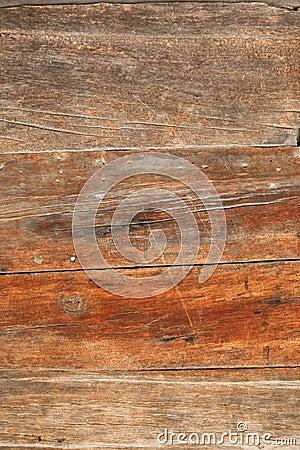 Timber wall