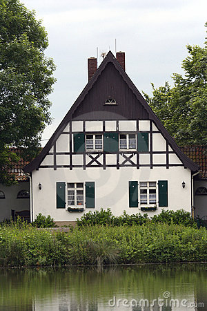Timbered House