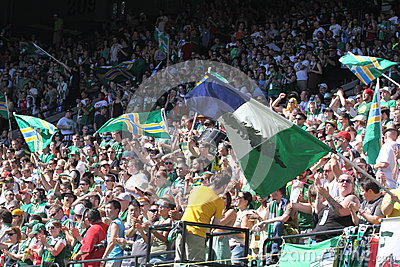 Timbers Army Editorial Photo