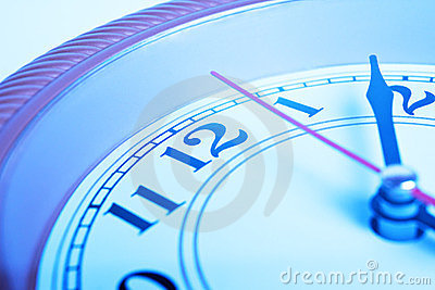Time concept clock