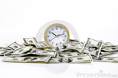 Time and dollars