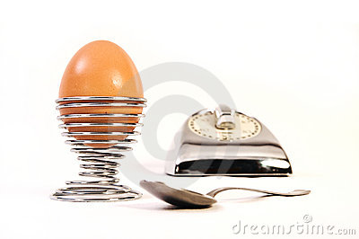 Time for egg