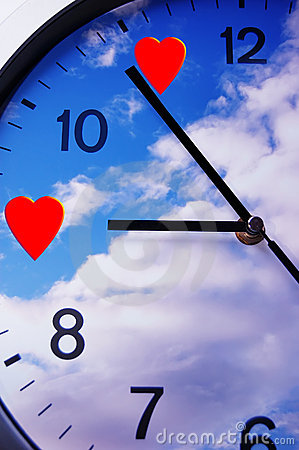 Free Time For Love Royalty Free Stock Photo - 1878185