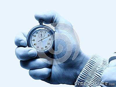 Time forward