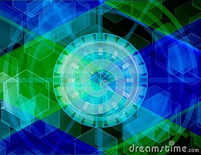 Time ilustration