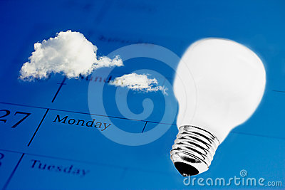 Time for innovation: lightbulb on business agenda
